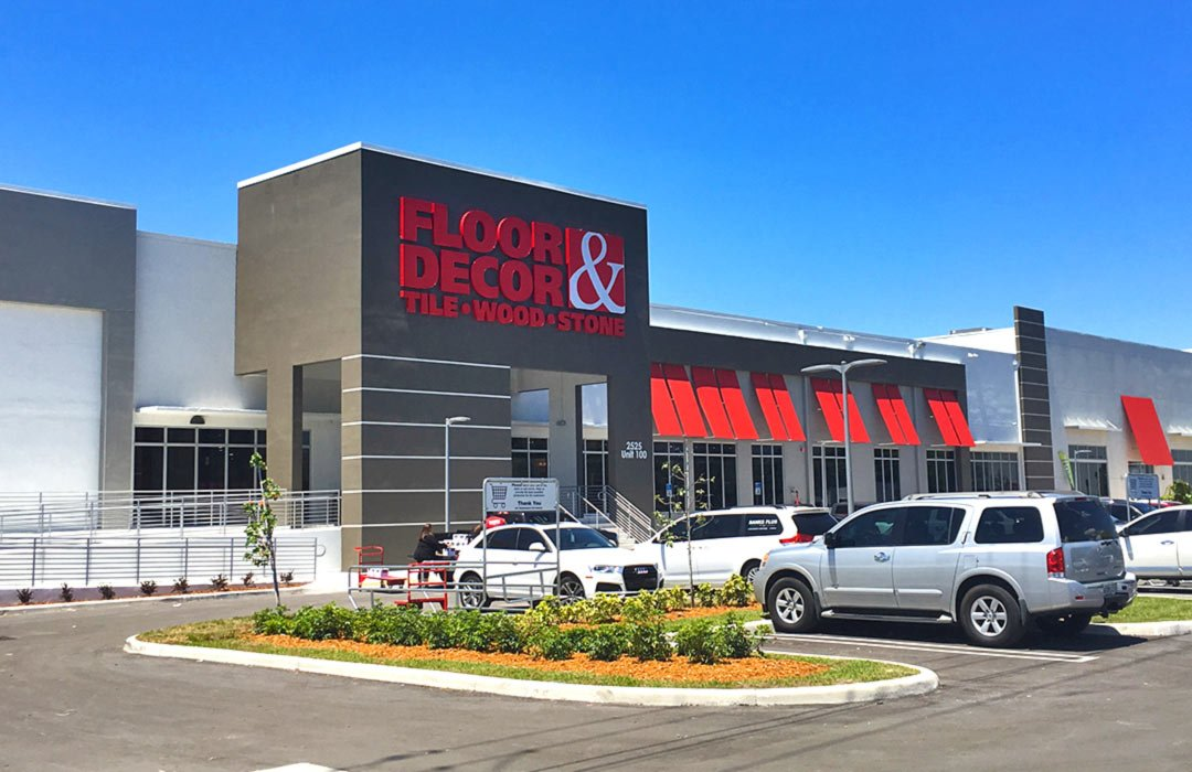 Floor Decor Celebrates Grand Opening In Doral Centre Line Real