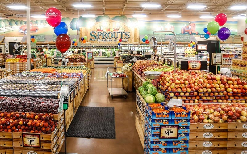 Sprouts Grand Opening, Stuart, FL